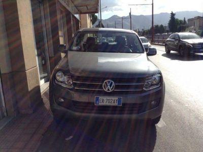 brugt VW Amarok 2.0 BiTDI 180 CV 4MOTION Inseribile Trendline rif. 10494503