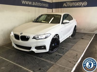 brugt BMW 220 SERIE 2 COUPE D COUPE` M SPORT