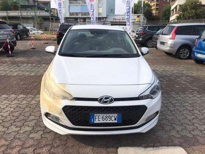 usata Hyundai i20 1.2 Benzina 84cv 5 porte FULL OPTIONAL - DA RICOND