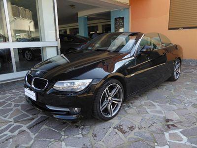 usata BMW 320 Cabriolet cat Futura AUTOMATIC BELLISSIMA!