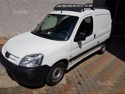 used Peugeot Partner 190C 1.4 Furgone Eco Metano Origin rif. 6275907