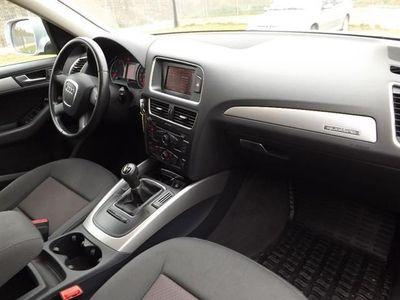 usata Audi Q5 2.0 TDI 170 CV quattro del 2011 usata a Asti