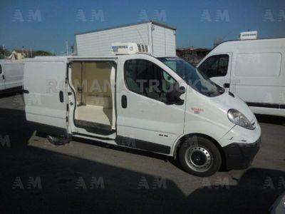 usata Nissan Primastar L1 H1 COIBENTATO + FRIGO 0-4° FNAX PRONTA CONSEGNA