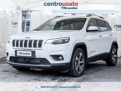 usata Jeep Cherokee 2.2 Mjt Limited