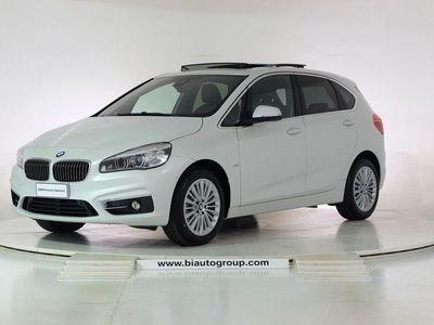 usado BMW 218 Active Tourer d Luxury