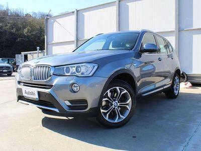 usado BMW X3 2014 Diesel xdrive20d xLine auto my16