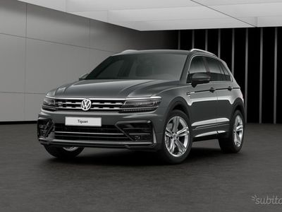used VW Tiguan 2.0 TDI 150CV BUS - anno 2018