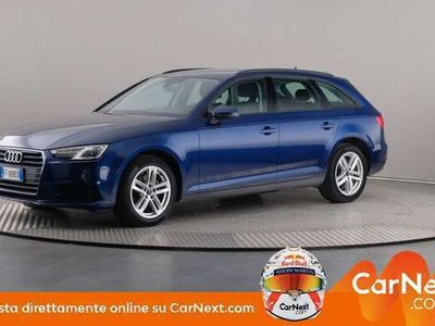 usata Audi A4 Avant 2.0 Tdi S Tr. 110kw Business
