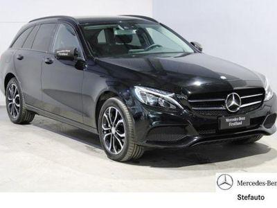 usata Mercedes C250 d S.W. 4Matic Aut. Sport Na FH