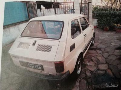 usata Fiat 126 - 1984