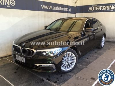 used BMW 520 SERIE 5 BERLINA NUOVA D XDRIVE LUXURY LINE