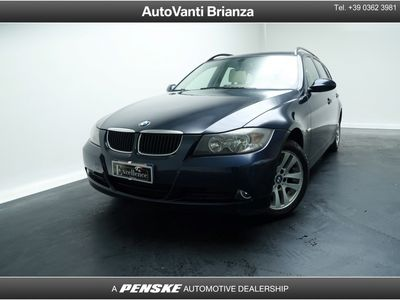 usado BMW 320 d cat Touring Eletta