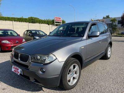 usata BMW X3 spc xDrive20d Eletta