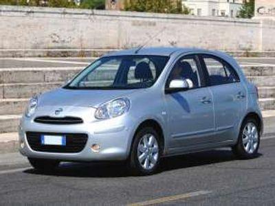 usata Nissan Micra 1.2 12V 5 porte GPL Eco Acenta Benzina/GPL
