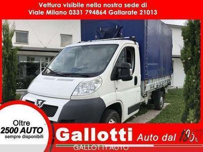 usata Fiat Ducato Ducato35 2.2 MJT 150CV TELONATO