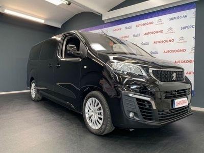 used Peugeot Traveller BlueHDi 180 S&S EAT6 Long Business del 2018 usata a Bergamo