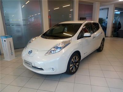 usata Nissan Leaf Elettrico Sincrono Trifase Tekna Fl