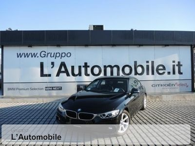 gebraucht BMW 420 usata del 2015 a Frosinone, Km 29.810