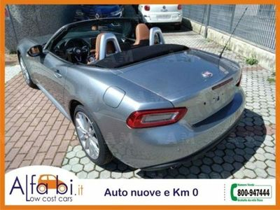 brugt Fiat 124 1.4 MultiAir AT6 Lusso nuovo