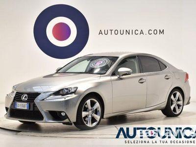 usata Lexus IS300 hybrid executive ibrida uniproprietario elettrica/benzina