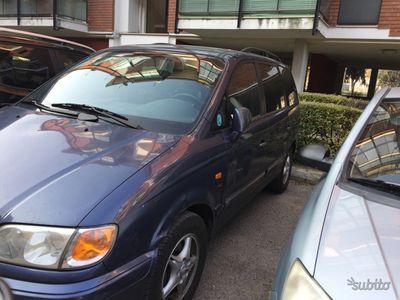 brugt Hyundai Trajet 2.0 CRDi TD 16V GLS Premium