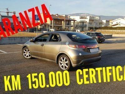 usata Honda Civic 2.2 i-CTDi 5 Porte