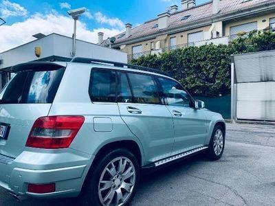 begagnad Mercedes GLK220 CDI 4Matic BlueEFFICIENCY Chrome