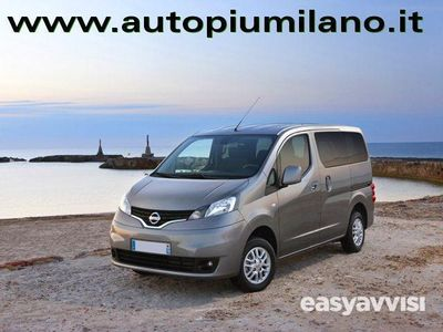 usata Nissan Evalia 1.5 dCi 8V 110 CV n-tec