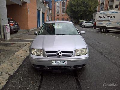 usata VW Bora 1.6 16V GPL GARANZIA 12 MESI