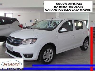 usata Dacia Sandero 1.0 SCe 12V 75CV - NUOVA UFFICIALE