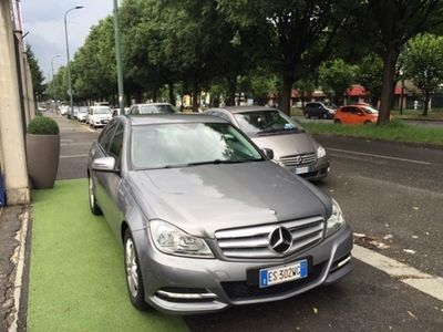 usata Mercedes C180 CLASSE CCDI BlueEFFICIENCY Trend