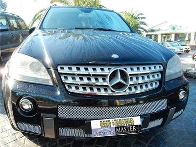 usata Mercedes ML500 ClasseSport Amg 4matic Armatik Usato
