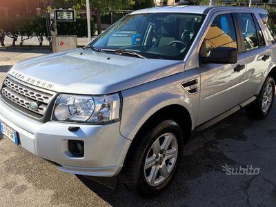 brugt Land Rover Freelander 2 eD4
