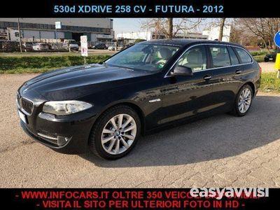usado BMW 530 d xdrive 258cv touring futura diesel