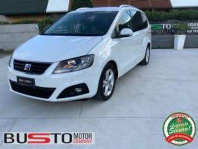 usata Seat Alhambra 2.0TDI 150CV DSG Xcellence-gomme-IVA DEDUCIBILE Diesel