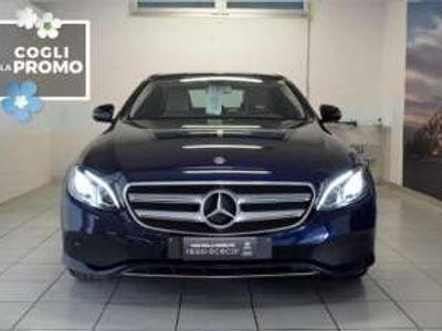 used Mercedes E220 4Matic Auto Business Sport