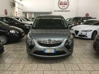 used Opel Zafira Tourer 3ª serie 1.6 Turbo EcoM 150CV Elective