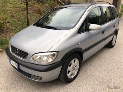 usado Opel Zafira 2.0 DTI 2002