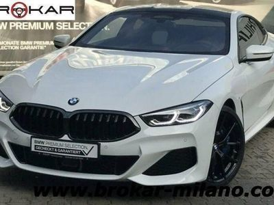 used BMW 840 d xDrive Coupé - Listino 130.000 ?