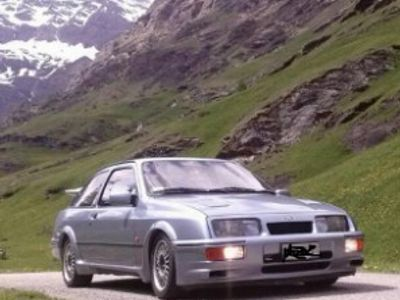 second-hand Ford Sierra RS Cosworth