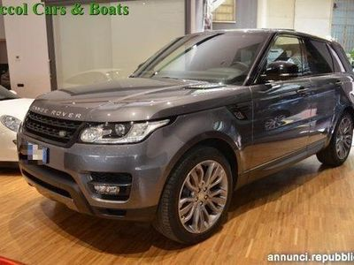 "brugt Land Rover Range Rover 3.0 TDV6 HSE Dynamic*TETTO PANO*TFT*21""*QUADRIZONA Milano"
