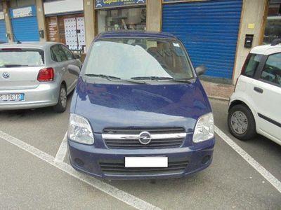 usado Opel Agila 1.2 16v club benzina