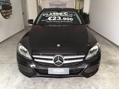 usata Mercedes C180 d Automatic Executive rif. 7425686