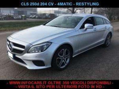 usata Mercedes CLS250 d 204 cv sw 4matic premium diesel