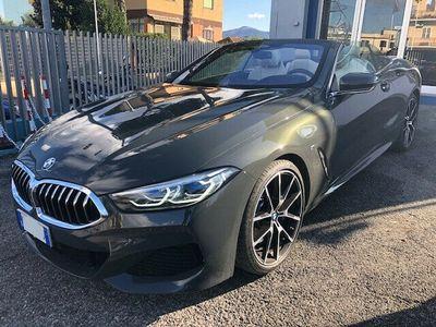 usata BMW 840 d xDrive Cabrio M sport