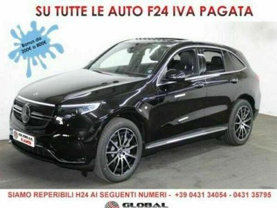 usata Mercedes EQC (N293) 400 4M AMG Distronic/Multibeam/360°/MBUX