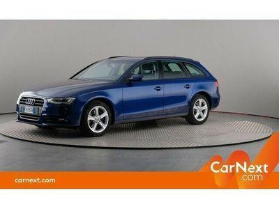 usata Audi A4 Avant 2.0 Tdi 140kw Multitronic Busin.