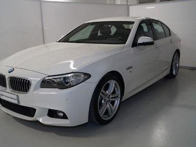 usata BMW 520 d Msport