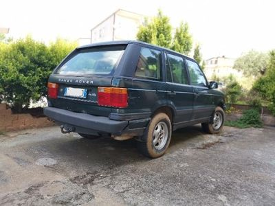 used Land Rover Range Rover 4.6 V8 cat 5p. aut. HSE