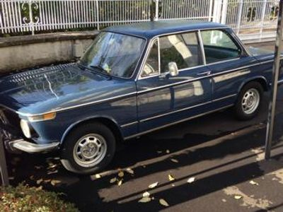 usata BMW 1602 storica